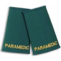 Epaulettes Sliders - Sold In Pairs