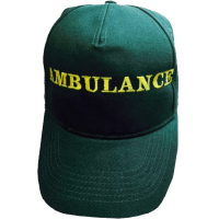 Peaked Medical Cap