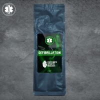 Coffee blended for medics! - Defibrillation ground coffee 250g